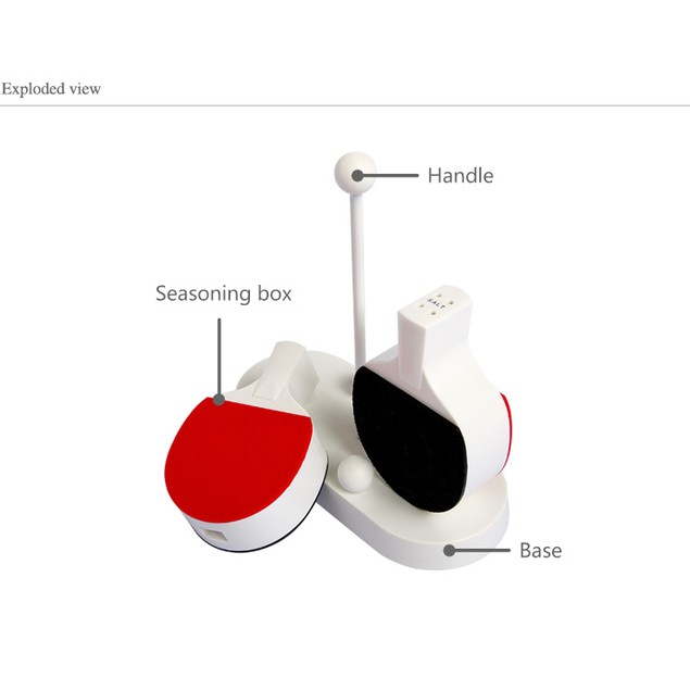 Ping Pong Racquet Spice Stand