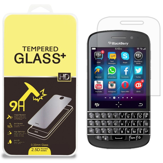 BlackBerry Q20 Tempered Glass High Quality Screen Protector