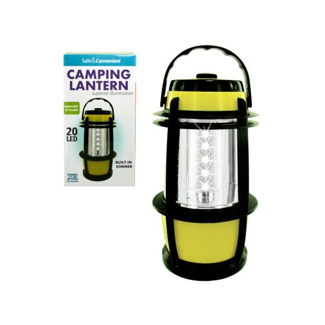 20 Led Light Lantern