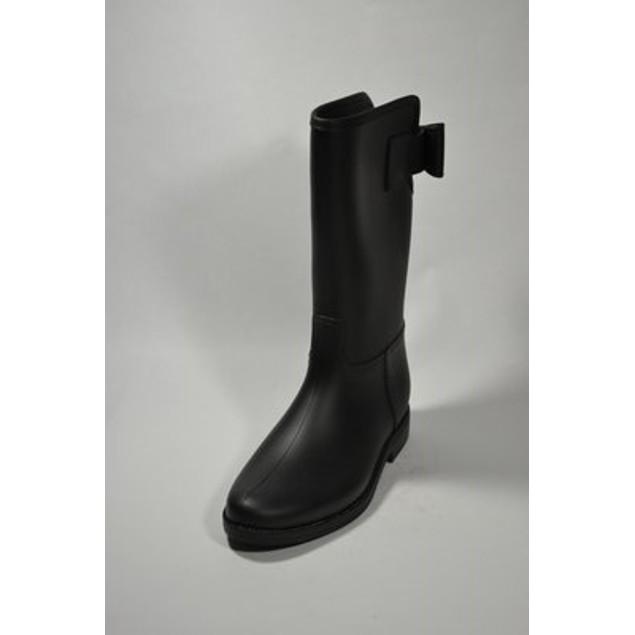Short Mid Calf Waterproof Rain Boots