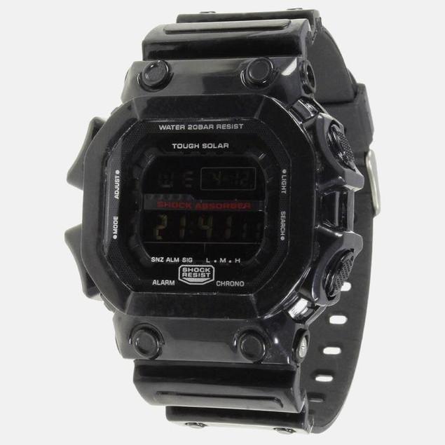 Goliath Men's Digital Sports Watch Black