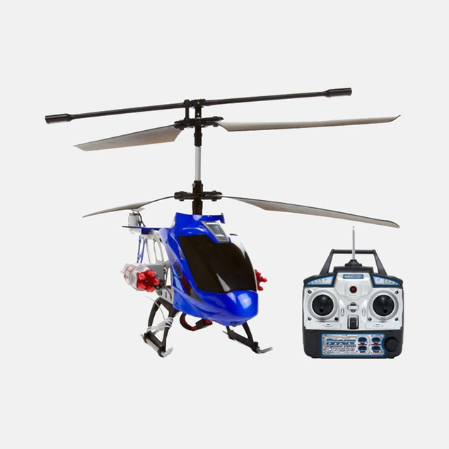 Missile Shooting Arrow Hawk 3.5CH RC Helicopter