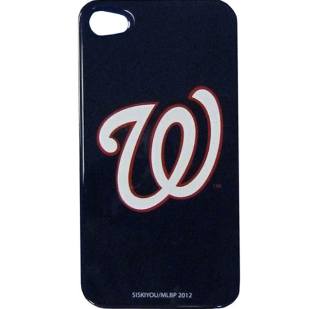 Washington Nationals Snap On Cover for iPhone 4/4s/4S