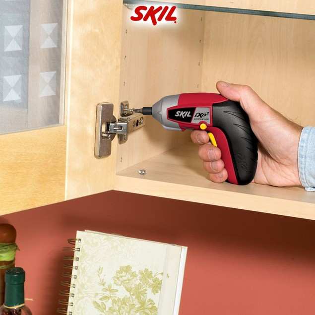 Skil 3.6-Volt Power Portable Screwdriver