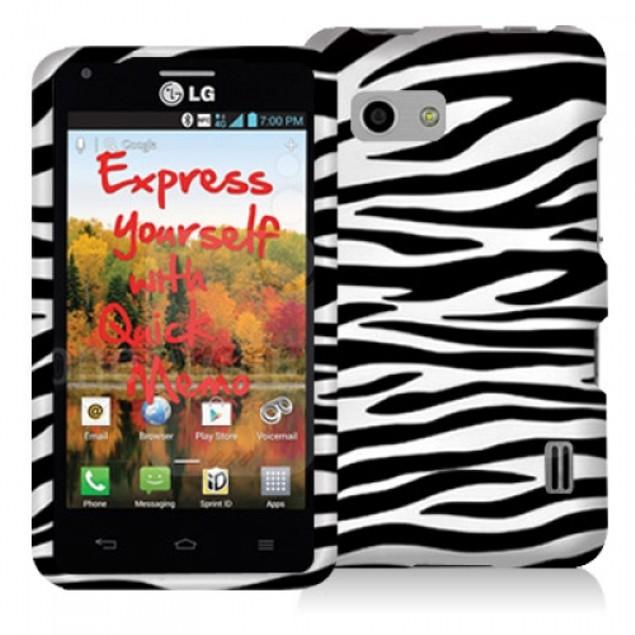 LG Mach LS860 Hard Design Case Cover