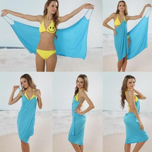 Bikini Wraps