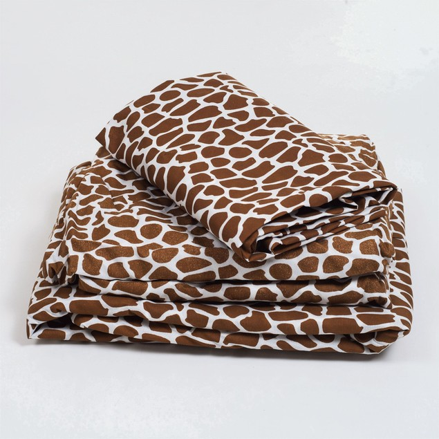 Lavish Home Series 1200 Sheet Set - Giraffe