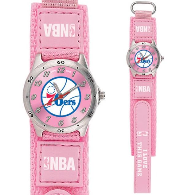 Philadelphia 76ers Girls NBA Watch