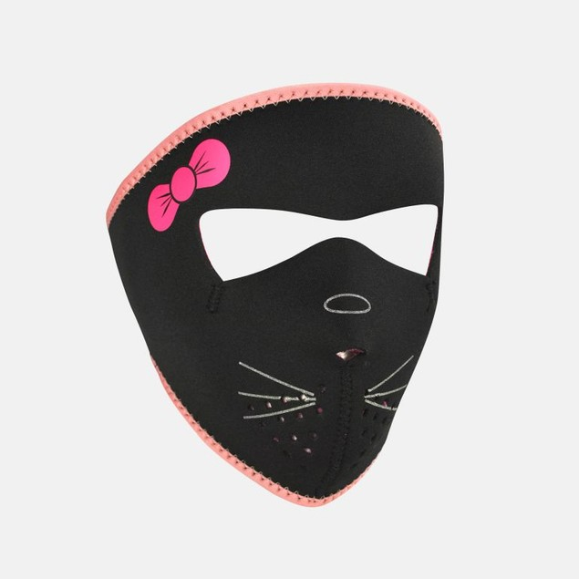 Neoprene Full Mask - Small, Kitty