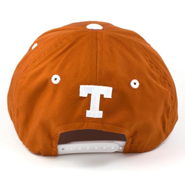 Texas Longhorns Adjustable Collegiate Cap