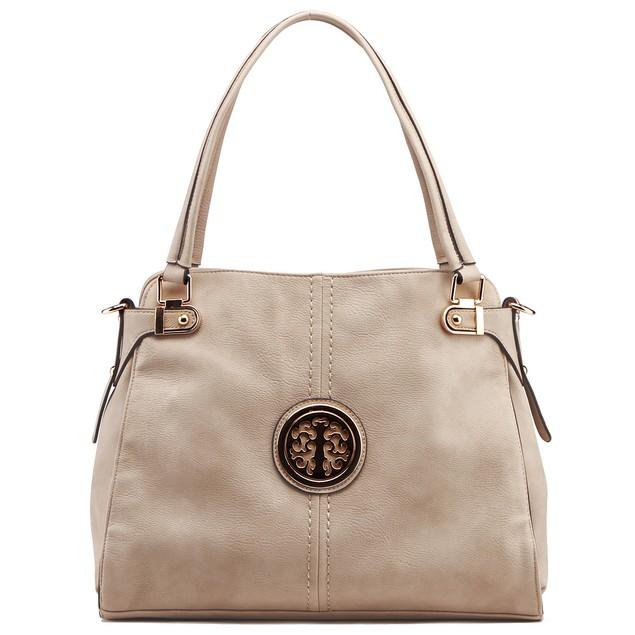MKF Collection Marianna Shoulder Handbag w/ Removable Shoulder Strap