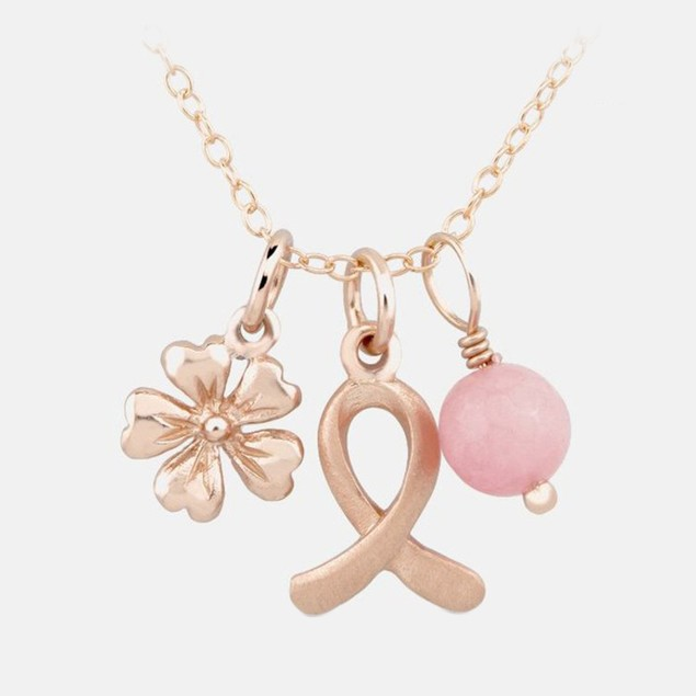 NBCF Necklace - Ribbon