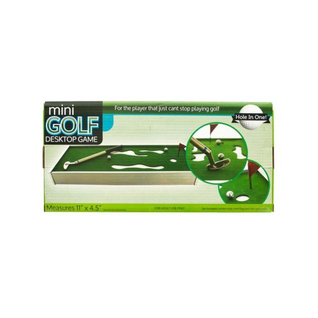 Mini Golf Desktop Game
