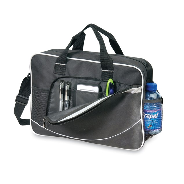 G. Pacific Cache Messenger Bag Built-in Organizer