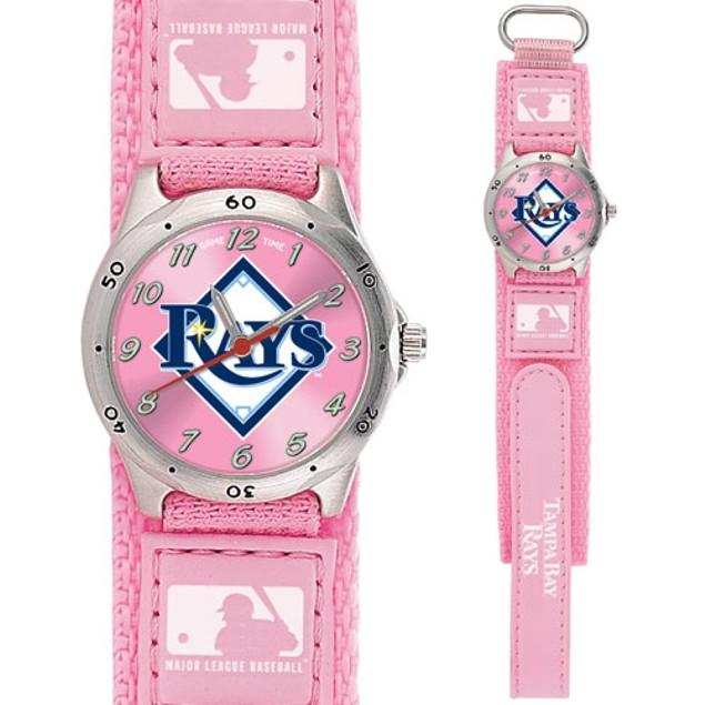Tampa Bay Devil Rays Girls MLB Watch