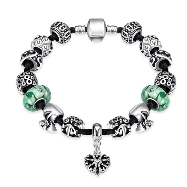 The Luck Of the Irish Designer Inspired Bracelet