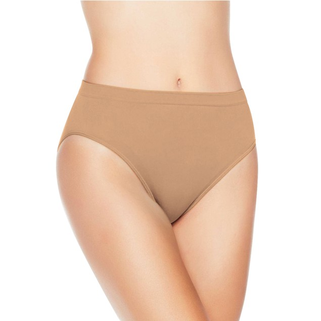 3-Pack Comfortisse Seamless Panty Set