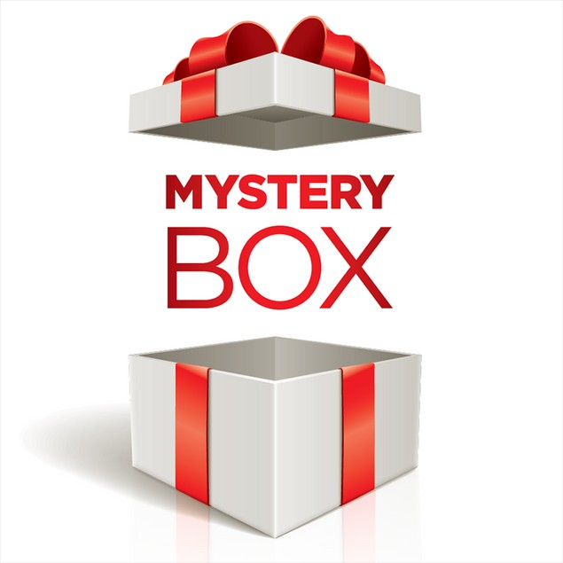 Mystery Box - 20 Customers will win $100 Cash