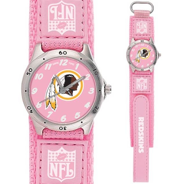 Washington Redskins Girls NFL Watch