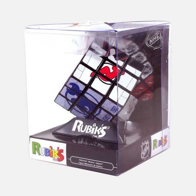 NHL Rubik's Cube - New Jersey Devils