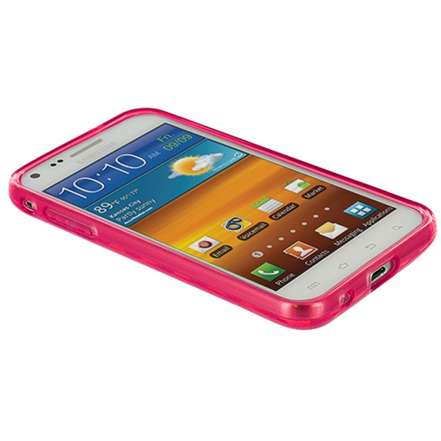 Samsung Epic Touch 4G D710 TPU Rubber Case Cover