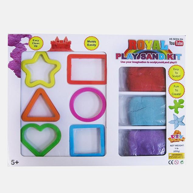 Kinetic Kid's Royal Sand & Accessories Kit