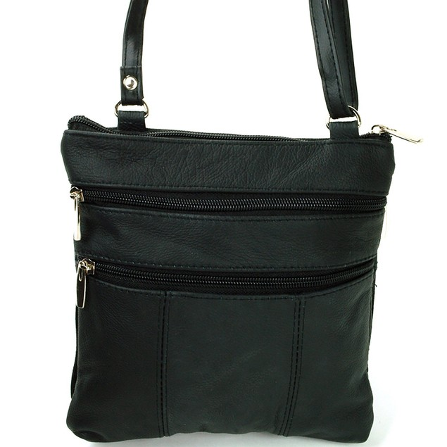 Soft Leather Two Face Purse