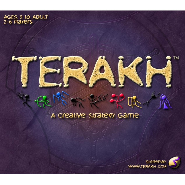 Terakh: A Creative Strategy Game