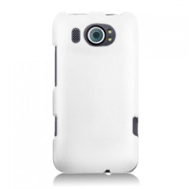 HTC Titan II Hard Rubberized Case Cover