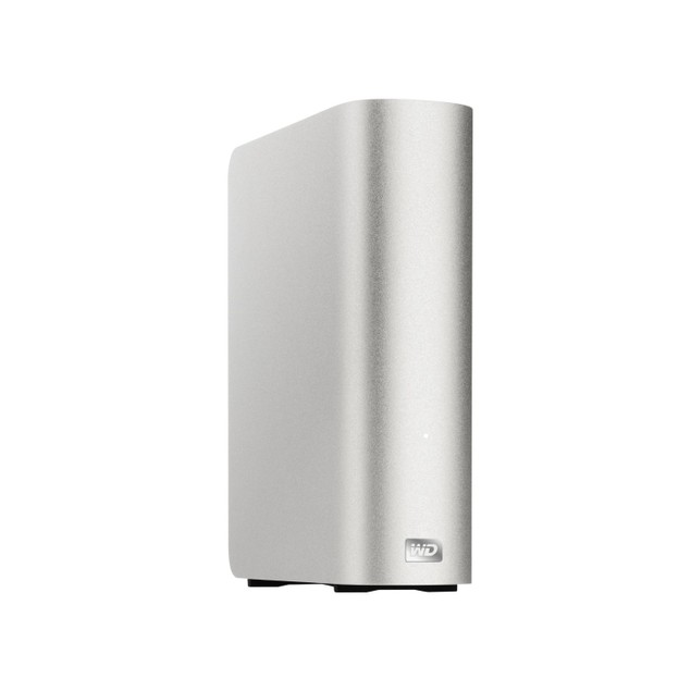 WD My Book Studio for Mac 3TB External Hard Drive