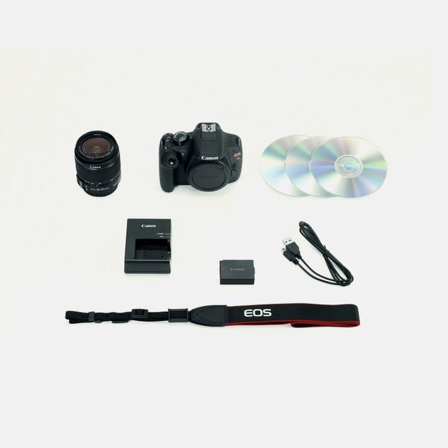 Canon EOS Rebel T5 Professional Starter Bundle