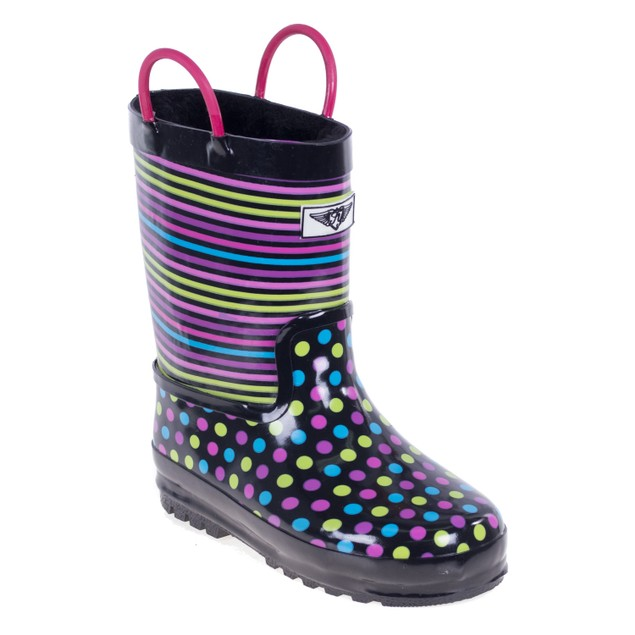 Forever Young Kids Pull Up Rain Boots - Assorted Styles