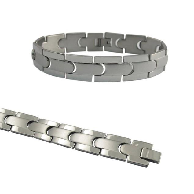 Stainless Steel Men's Bracelets - Several Styles