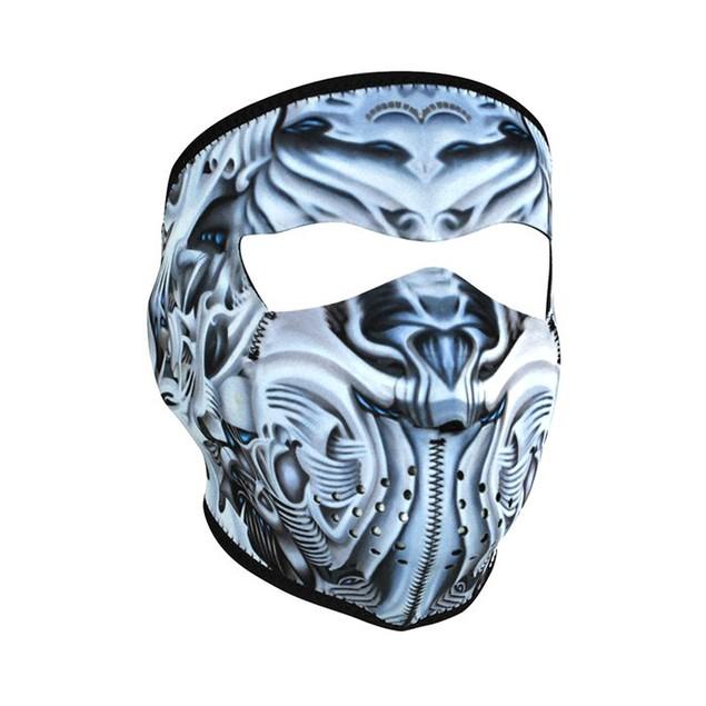 Biomechanical Neoprene Full Face Mask