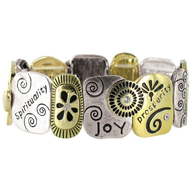 Celebrate Family Holiday Gift Bracelet