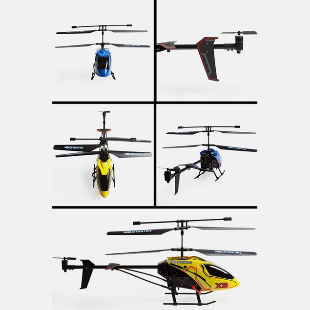 3ch X9 Remote Control Helicopter