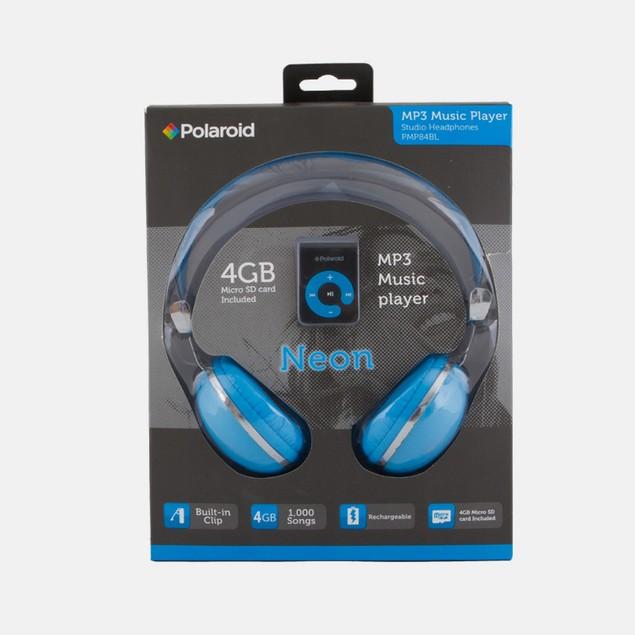 Polaroid MP3 4GB Music Player with Headphones