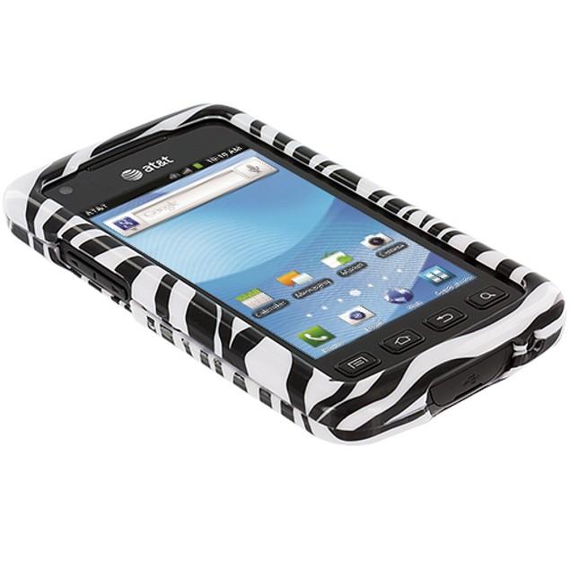 Samsung Rugby Smart i847 Hard Design Case Cover