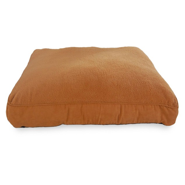 Terry & Suede Deluxe Pillow