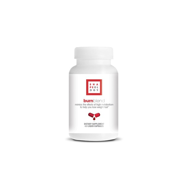 Shapeology Burn Blend - 60 Capsules