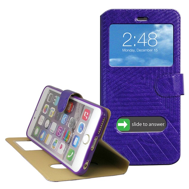 2 Pack Thin Dual View Case for iPhone 6
