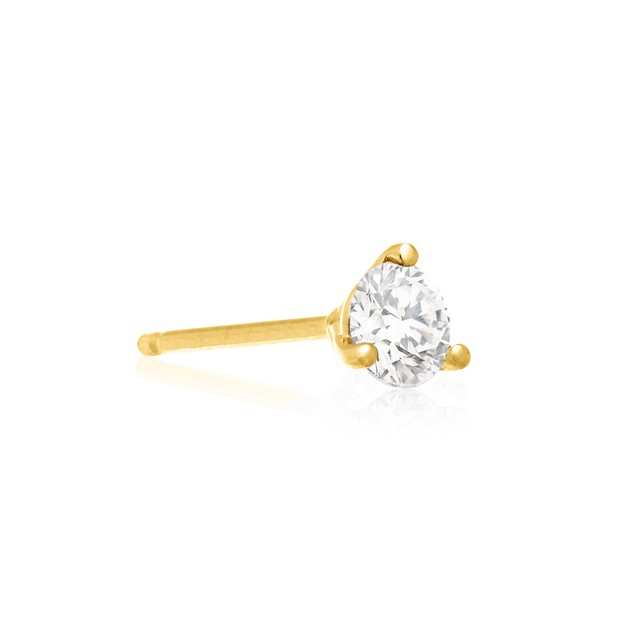 1/2cttw Martini Diamond Stud Earrings