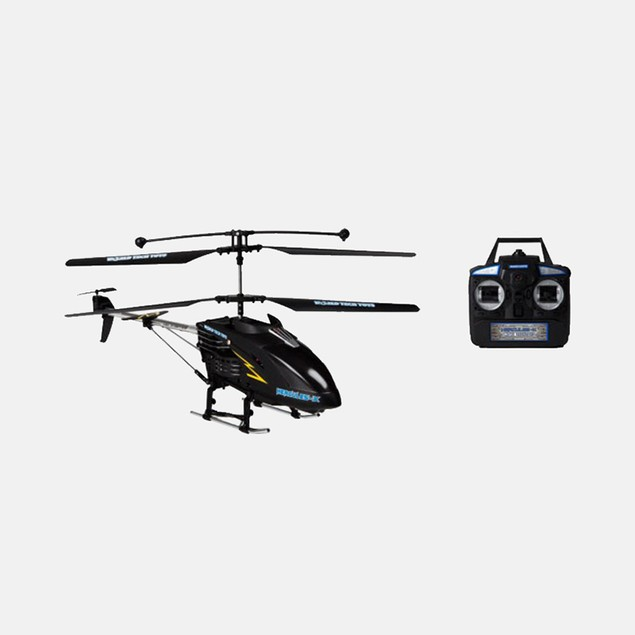 Hercules X Black Series 3.5CH RC Helicopter