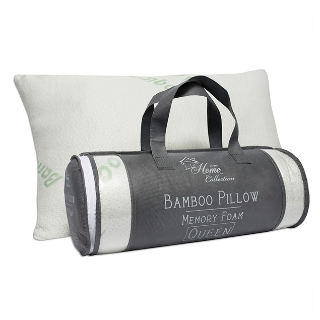 Hypoallergenic Bamboo Memory Foam Pillow