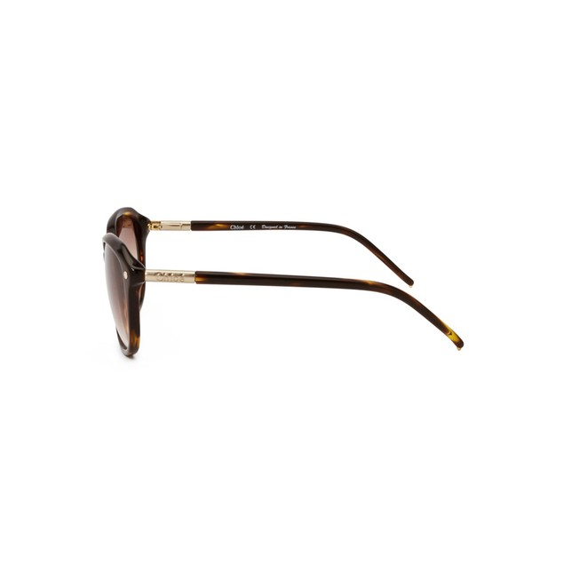 Chloe Fashion Sunglasses - Tortoise
