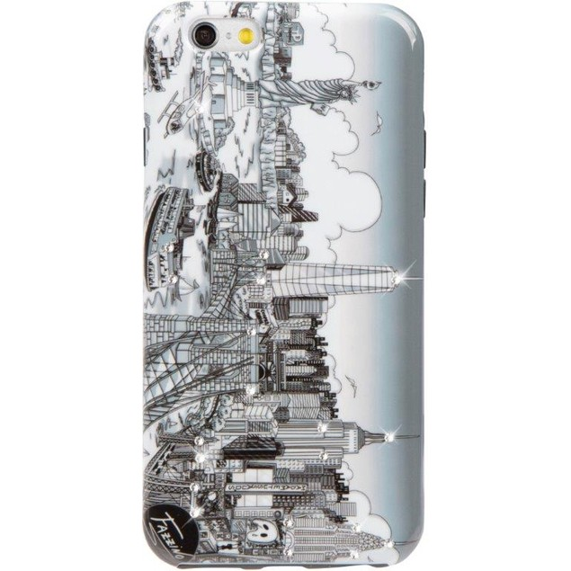 Fazzino Illusions of New York iPhone 6/6S Case