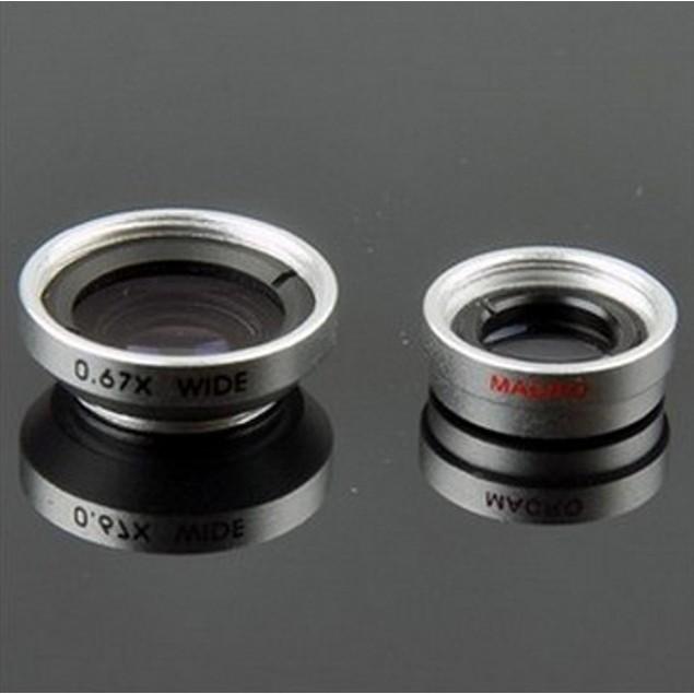 3-in-1 Camera Lens Kit