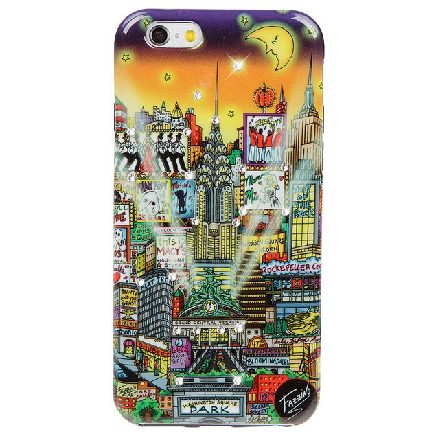 Fazzino Memories of Manhattan iPhone 6/6S Case