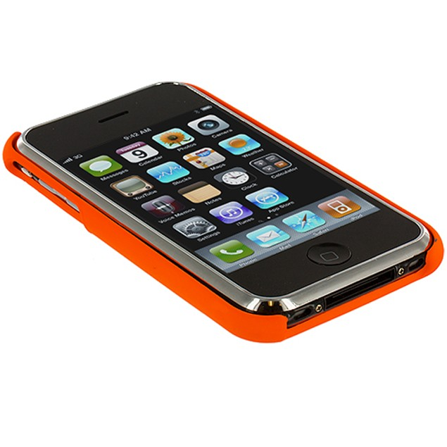 Apple iPhone 3G / 3G S Hard Rear Back Case Cover