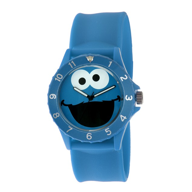 Sesame Street Slap Watch - Cookie Monster